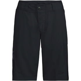 VAUDE Ledro Shorts Damen black